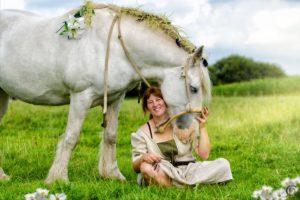 Coaching am & auf dem Pferd